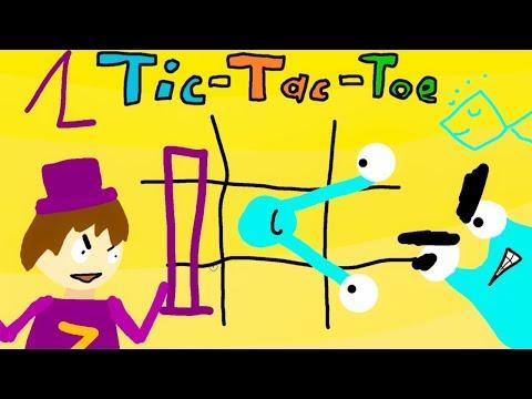 Das ultimative Tic Tac Toe Battle