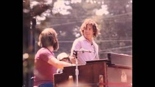 Bob Weir & Brent Mydland - Blackbird (Berkeley 7/10/88)