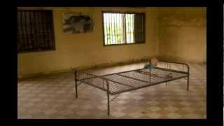 The  killing fields  of Cambodia, Pol Pot Khmer genocide empire at S-21prison