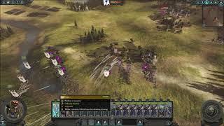 Zagrajmy w Total War: Warhammer 2 (Lothern) part 2