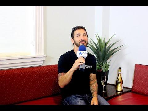 Sully Erna(Godsmack) interview with Cesar Arevalo on AzulNIght TV