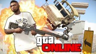 GTA 5 Online (Дед Ран) - Обкуренные Бегуны! #161