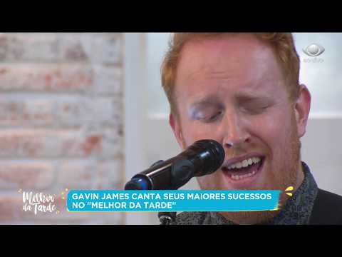 Gavin James fala sobre carreira e canta sucessos