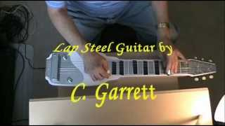 Zindagi ki yehi reet hai (Mr. India) INSTRUMENTAL Lap Steel Guitar by C. Garrett with Lyrics.