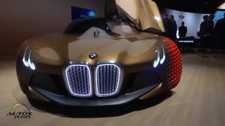 BMW NEXT VISION 100 premiere in Los Angeles