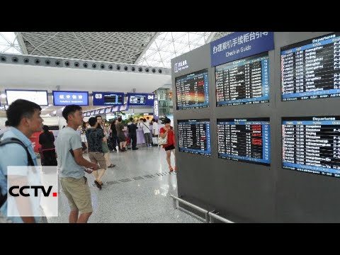 SW China Development: Chengdu's new airport aims to connect the world