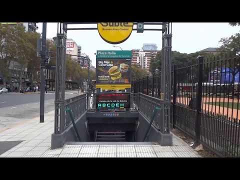 Buenos Aires (Argentina) - METRO/SUBTE