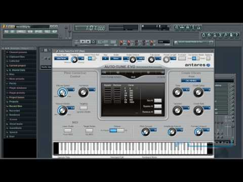 [FLU] Auto-Tune (Tutorial) - T-Pain Effect