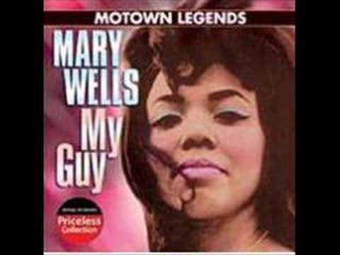 MARY WELLS--STRANGE LOVE
