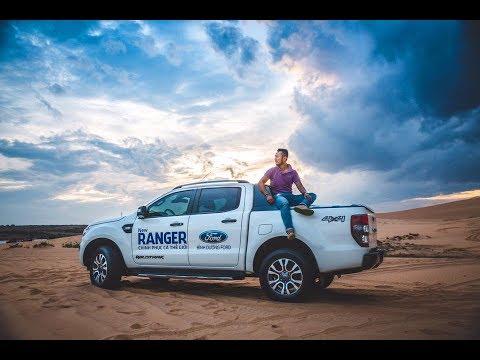Ford Ranger bổ sung bản đồ định vị chính hãng, giá không đổi |XEHAY.VN|