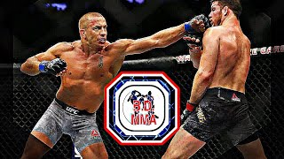 GSP - Georges St Pierre | Breakdown • Skill Study • Highlights 🇨🇦