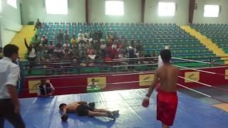 vuclip Vicious Knockout:  Ahmad Jumaai KO Abdu Rafik