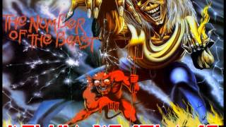 Pelvic Meatloaf - Number of the Beast - Iron Maiden cover