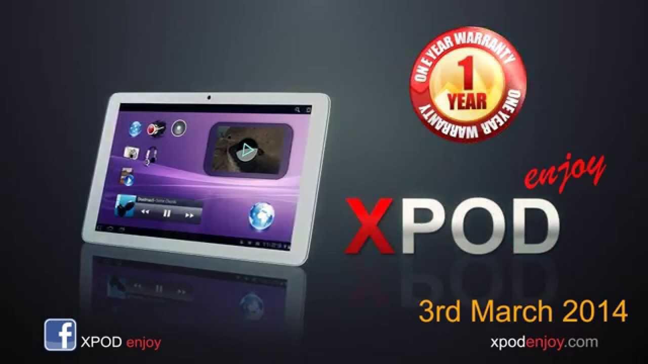 Xpod enjoy!! |.!