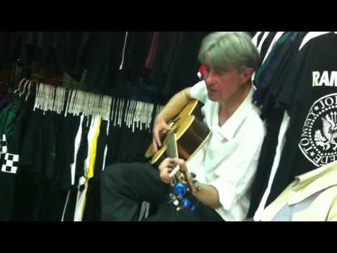 JAZZ BUTCHER LIVE RECORD STORE DAY 2015 DISCOS AMSTERDAM, VALENCIA