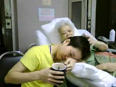 เฝ้าแม่ 19 เมษายน 2554 (คืนที่ 19) รพ มเหสักข์
