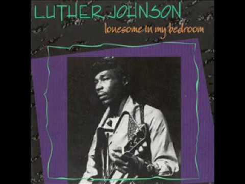 Luther Snake Boy Johnson - Lonesome In My Bedroom (1975)