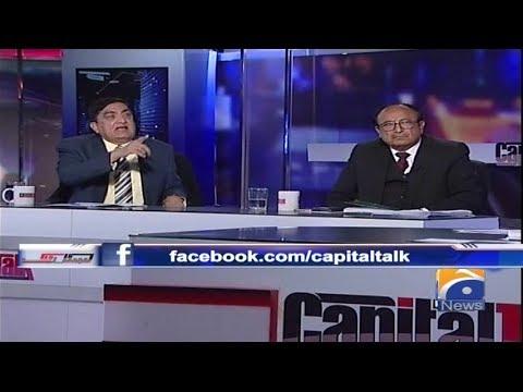Capital Talk - 31 January 2018 - Geo News