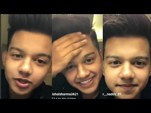 Download Riyaz New live on Instagram with riza afreen on 27 April 2019 | Instagram live