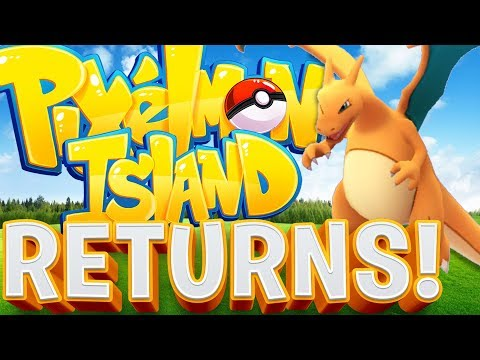 A NEW BEGINNING - MINECRAFT PIXELMON ISLAND SMP - POKEMON MOD