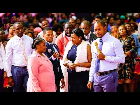 This is a Prophetic revolution - they came from Haiti  and received from God in AMI