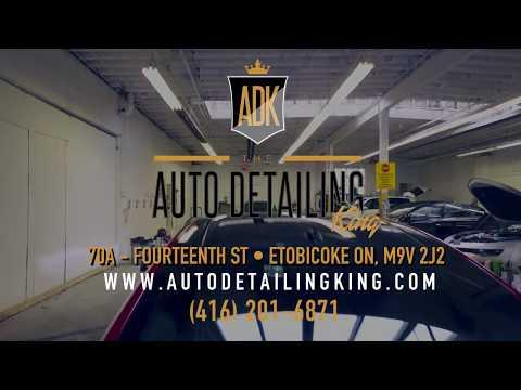 The Auto Detailing King (Toronto, Canada)