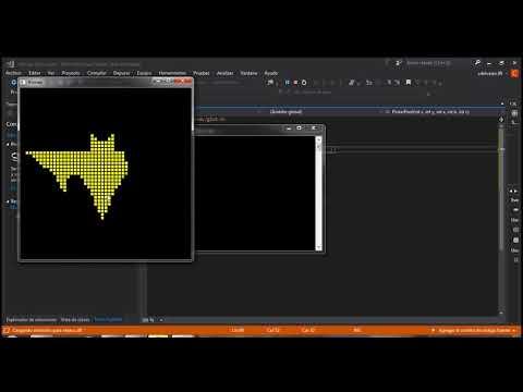 Como Dibujar Un Bitmap Con OpenGl
