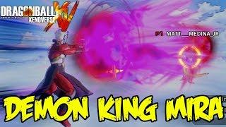 Dragon Ball Xenoverse Random Battles: Mira the God of the Demon World! Pffft Frieza!