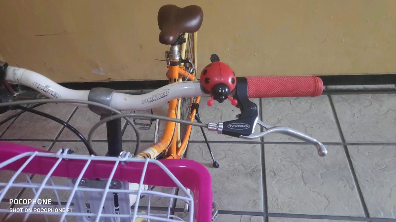 Modif Sepeda Jengki Ban 700c Youtube