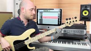 How to internalize fingering positions - Bass Lesson with Scott Devine (L#69)