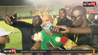 Ballon d'Or africain 2018 : Alioune Cissé prie pour Sadio Mané