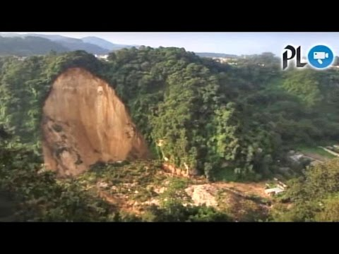 7th Oct 2015 End Times News - Guatemala landslide & Sinkholes - why are they becoming more common?