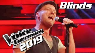 Keane - This Is The Last Time (Allan Garnelis) | The Voice of Germany 2019 | Blinds