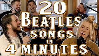 The Best Beatles Medley on the internet!