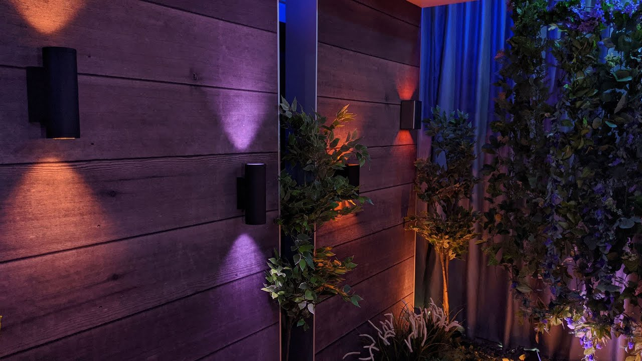 Philips Hue Outdoor Lighting Ear