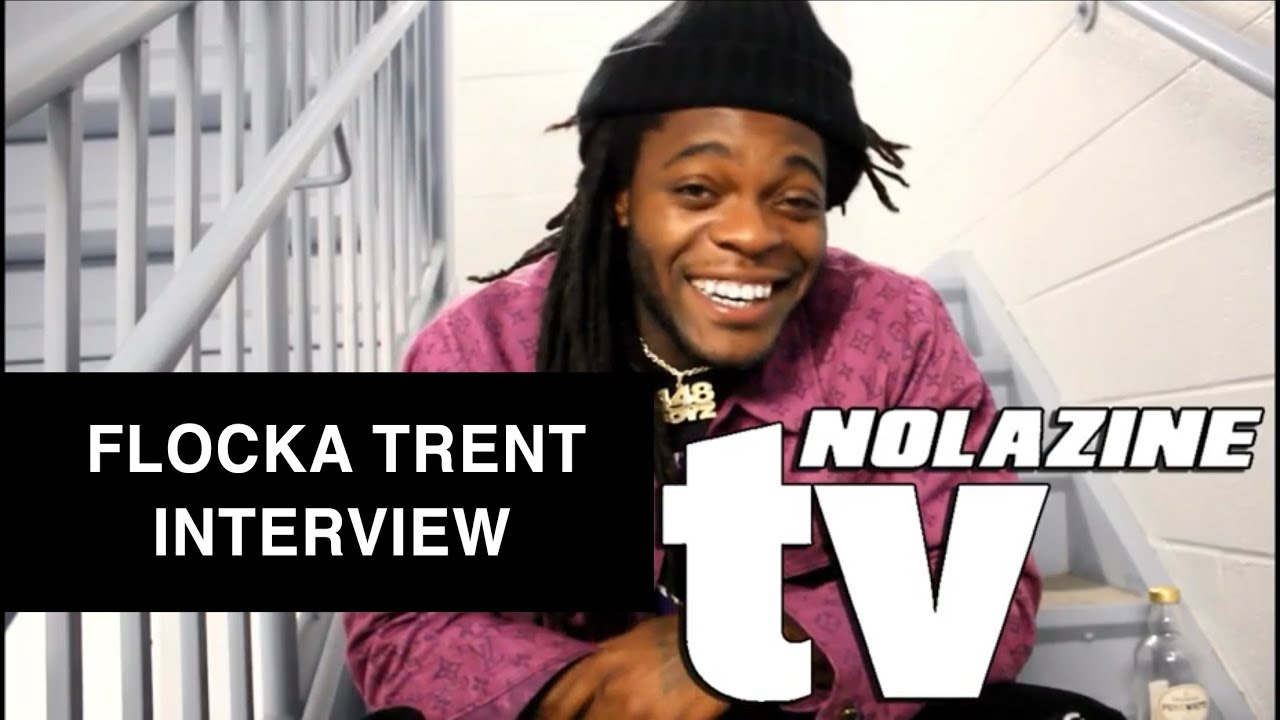Flocka Trent Interview With Nolazine TV