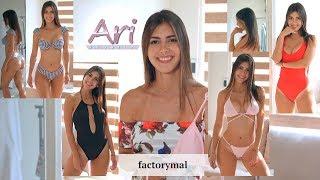 FACTORYMAL - Bikini Try On Haul