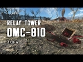Relay Tower 0MC-810 - The Default & Separated Family Radio Signals