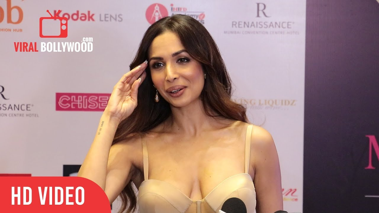 Sexy Malaika Arora Khan At Miss India 2018 Viralbollywood