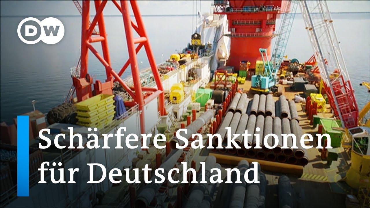 US-Sanktionen gegen Deutschland: Wie gefährlich ist Nord Stream 2?   To the point