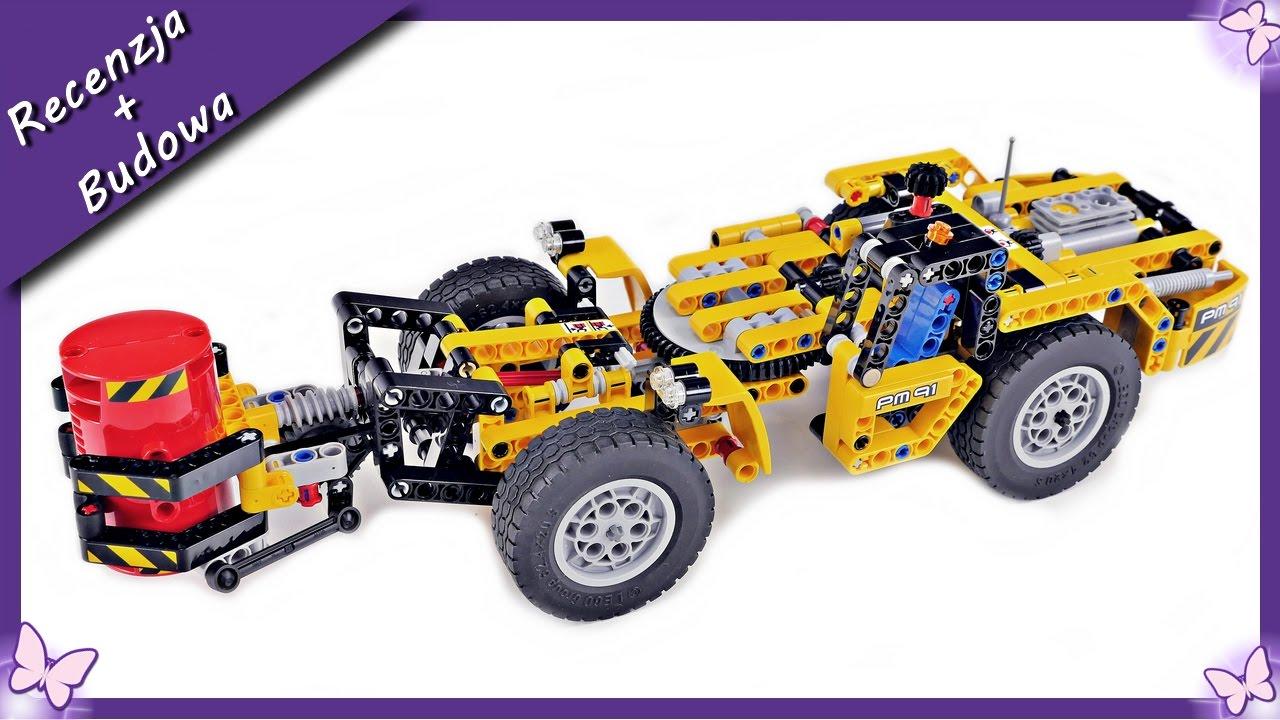 ładowarka Górnicza Budowanie Klocków Lego Technic 42049 Youtube