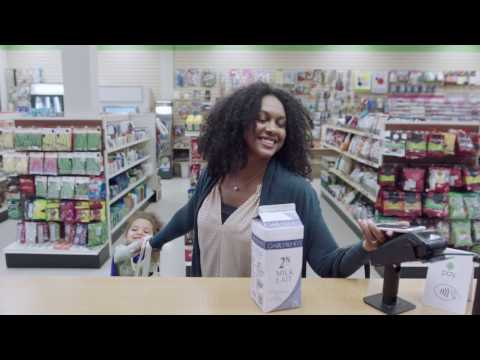 Android Pay: A Clerk