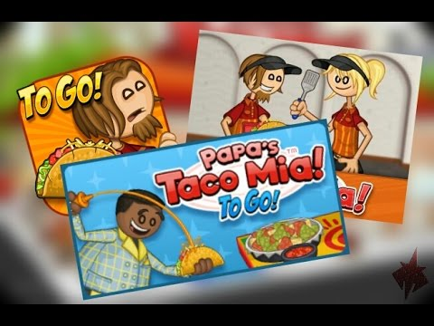 🎲Papa's Taco Mia To Go | APK Download