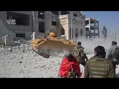 Syria: Turkey-backed rebels in 'near full control' of northern town of al Bab