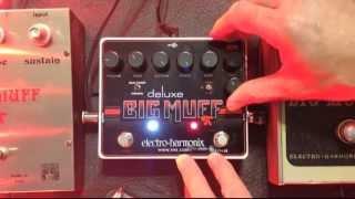 Deluxe Big Muff Pi Demo - Fuzz Colors