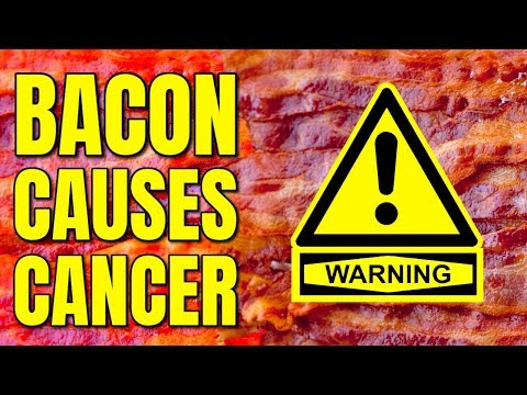 Does Bacon Cause Cancer / The Truth About Processed Meats