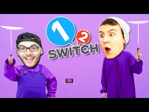 NINTENDO SWITCH - CHALLENGE!