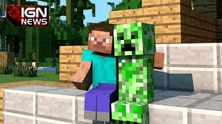 The Retail Disc Edition of Minecraft for PS4 Has a Day One Patch - IGN News