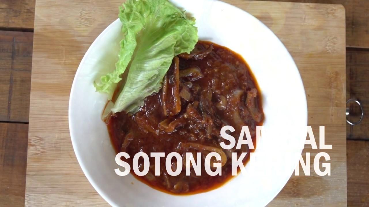 memasak sambal sotong kering aneka resep terbaik Resepi Gulai Sotong Azie Kitchen Enak dan Mudah