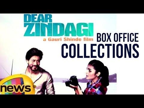 Dear Zindagi Box Office Collections | Shah Rukh Khan | Alia Bhatt | Weekend Movies | Mango News